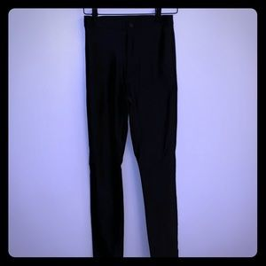 American Apparel high waist disco pant